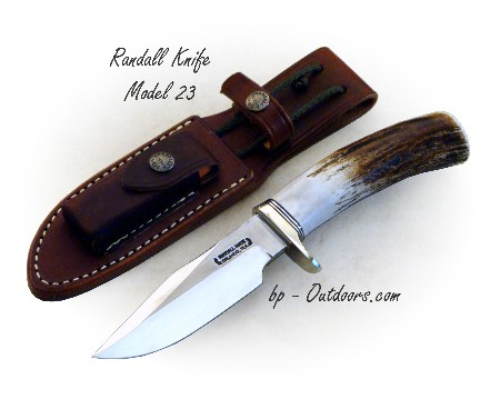 "Randall Knife Model 23 ""Gamemaster"""